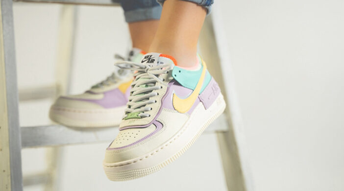 Check Giày Nike Air Force 1 Shadow Pale Ivory Real Fake